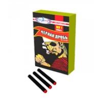 Черная дробь Корсар-1 (упаковка)